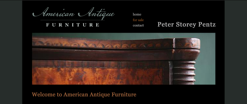 American Antique Website